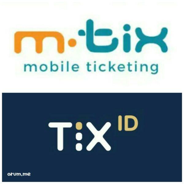 M-TIX atau TIX-id? Mending Mana? | arum.me