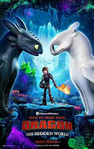 Review Film How To Train Your Dragon 3 | arum.me