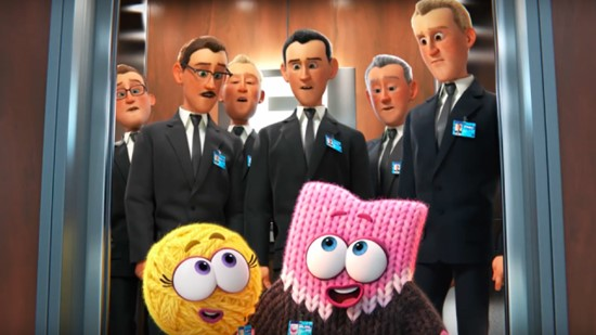 Purl - Film pendek tentang kesetaraan gender dari Pixar.