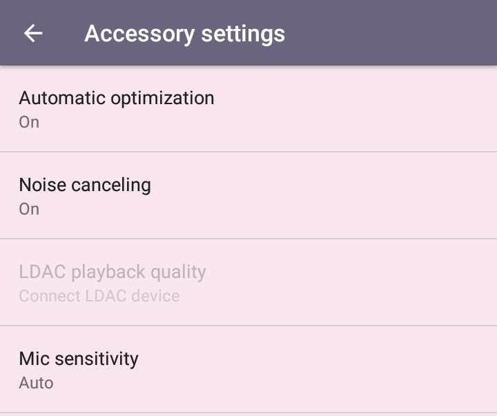Pengaturan aksesoris handphone | arum.me