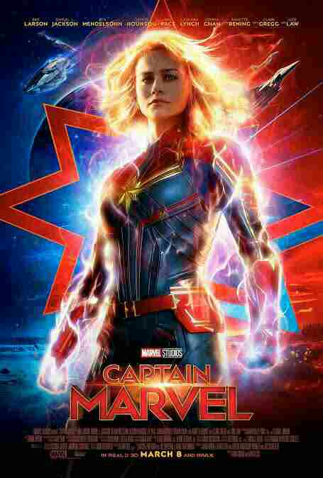 Review Film Captain Marvel | arum.me