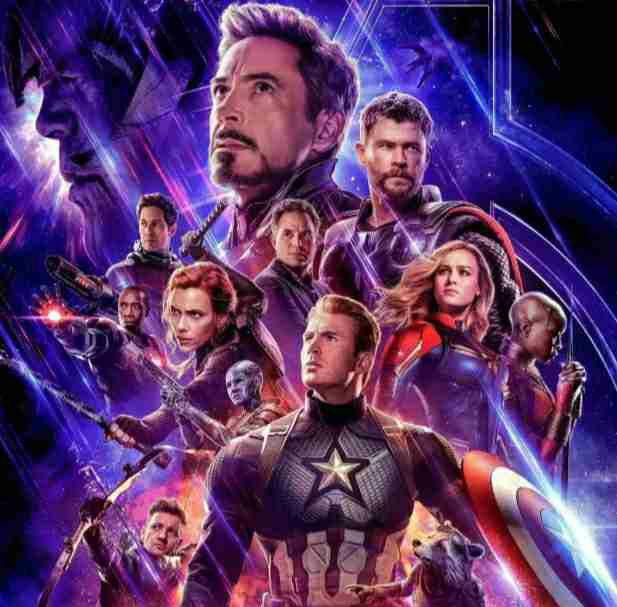 Review Film Avengers - End Game | arum.me