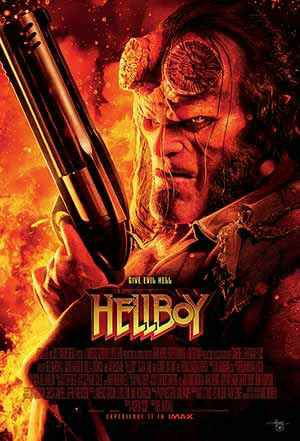 Review Film Hellboy - Give Evil Hell | arum.me