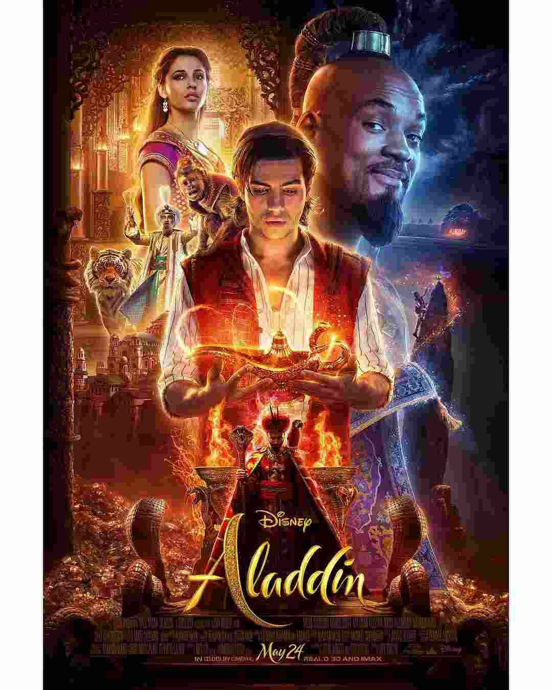 Review Film Aladdin | arum.me