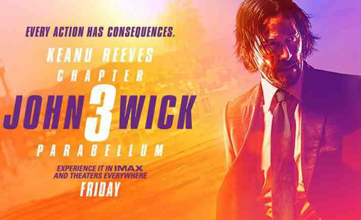Review Film John Wick 3 : Parabellum | arum.me