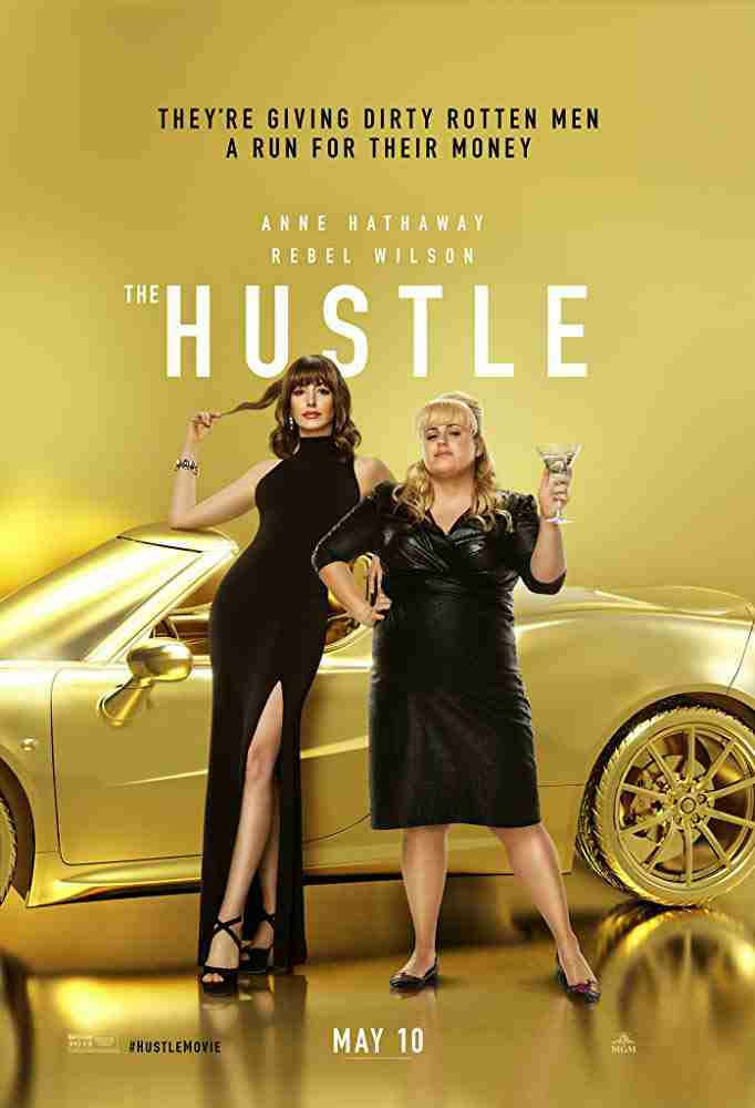 Review Film The Hustle | arum.me