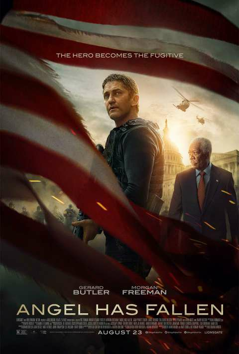 Review Film Angel Has Fallen | arum.me