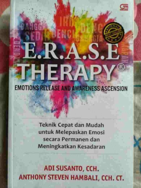 Review Buku ERASE Therapy | arum.me